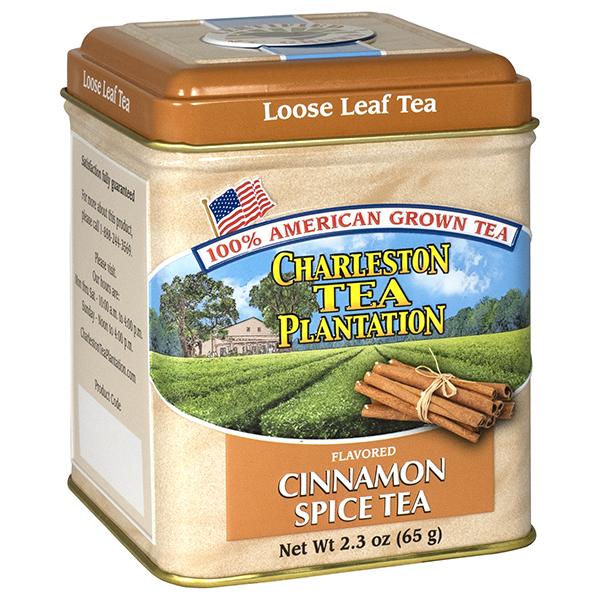 Cinnamon Spice Tea Tin