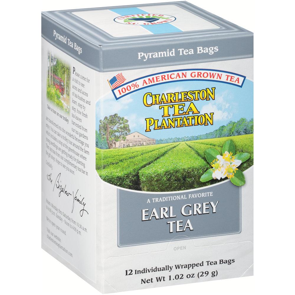 Earl Grey Pyramid Teabags