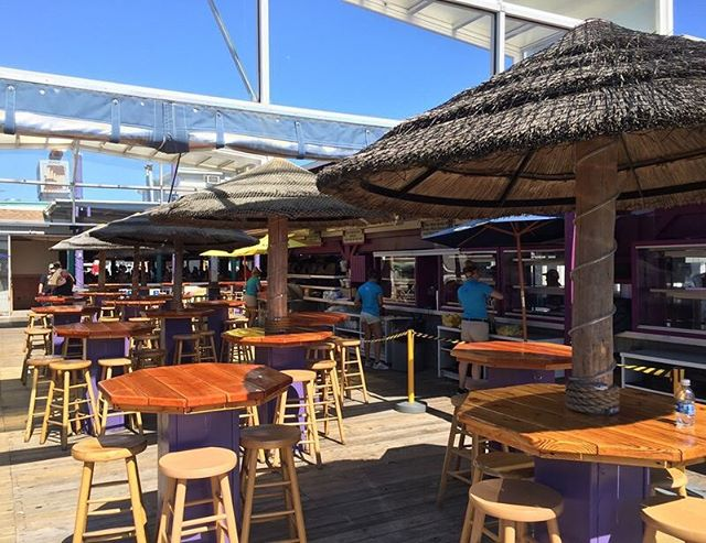 This is our spot tonight!! Anyone out in #newjersey, come out to #pointpleasant for the #branded party!!! @martells_tikibar is the place to be tonight!! Party starts at 8:00!! #brandedcountry #partytime #beachday #tikibar #martells #jenkinsons #boardwalk #drinks #food #roadtrip