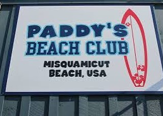 Tonight we party at the beach!!! Misquamicut, here we come!! Show starts at 10:00! #paddys #beachclub #misquamicut #sharkbowls #drinkup #partytime #countrymusic #countryband #letsdothis