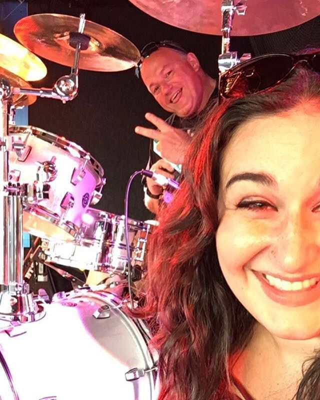 @christinesings91 and @richardholmes9236 holding it down at @martells_tikibar!!! Fantastic crowd last night, thank you to everyone who came out!!! See you again in August!! #countrynight #pointpleasantbeach #jenkinsonsboardwalk #jenks #martells #linedancing #partytime #summer #brandedcountry #brandedcountrythatrocks