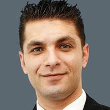 Vince Perillo, Sales Representative