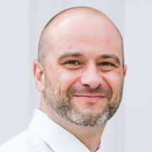 John Frendo-Cumbo, Sales Representative