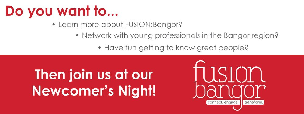 Newcomers Night - Fusion Bangor