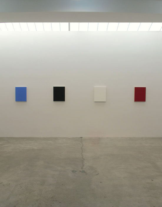 Installation view,  Joshua Smith , STL, NY, 2012