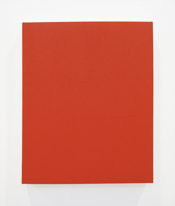 Joshua Smith,  Untitled , 2012, acrylic on canvas, 20 x 16 in