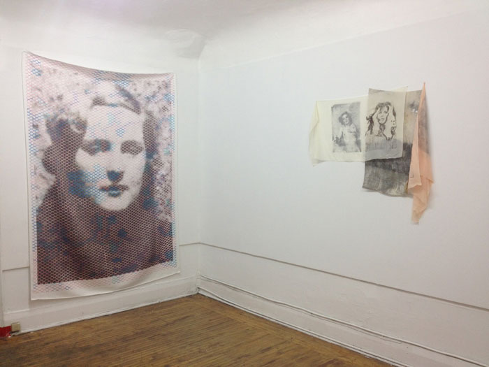 Installation view,  Orange Joyce , Clint Roenisch Gallery, Toronto, 2012