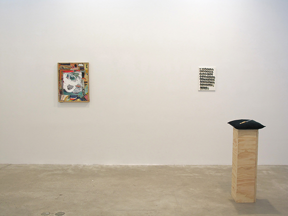 Installation view,  PECKHAMNEWYORKPARIS , STL, NY, 2013