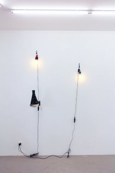 Elias Hansen,  Untitled , 2012, mixed media, dimensions variable