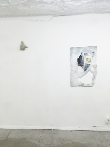 Installation view,  Hold The Drill , STL, NY, 2015