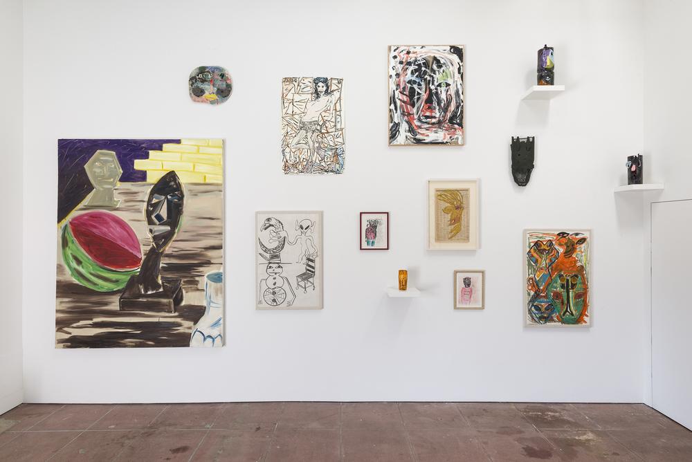Installation view,  What's Wrong With We , Martos Gallery, Los Angeles, 2015