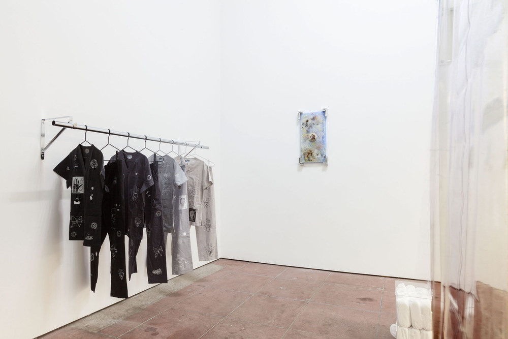 Installation view,  In My Condition , Martos Gallery, Los Angeles, 2016