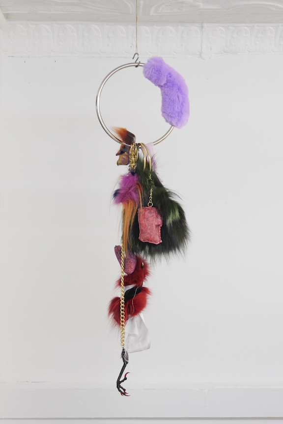 Monster Coat Club &Athena Papadopoulos,  Untitled , 2016, mixed media, dimensions variable