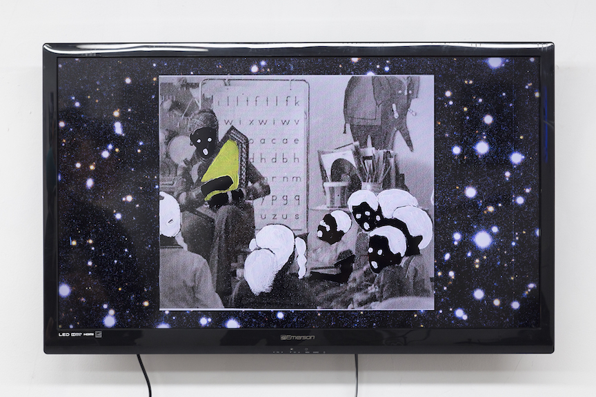 Ariel Jackson,  Video piece , STL, NY, 2016