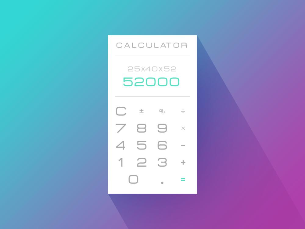 004 — Calculator