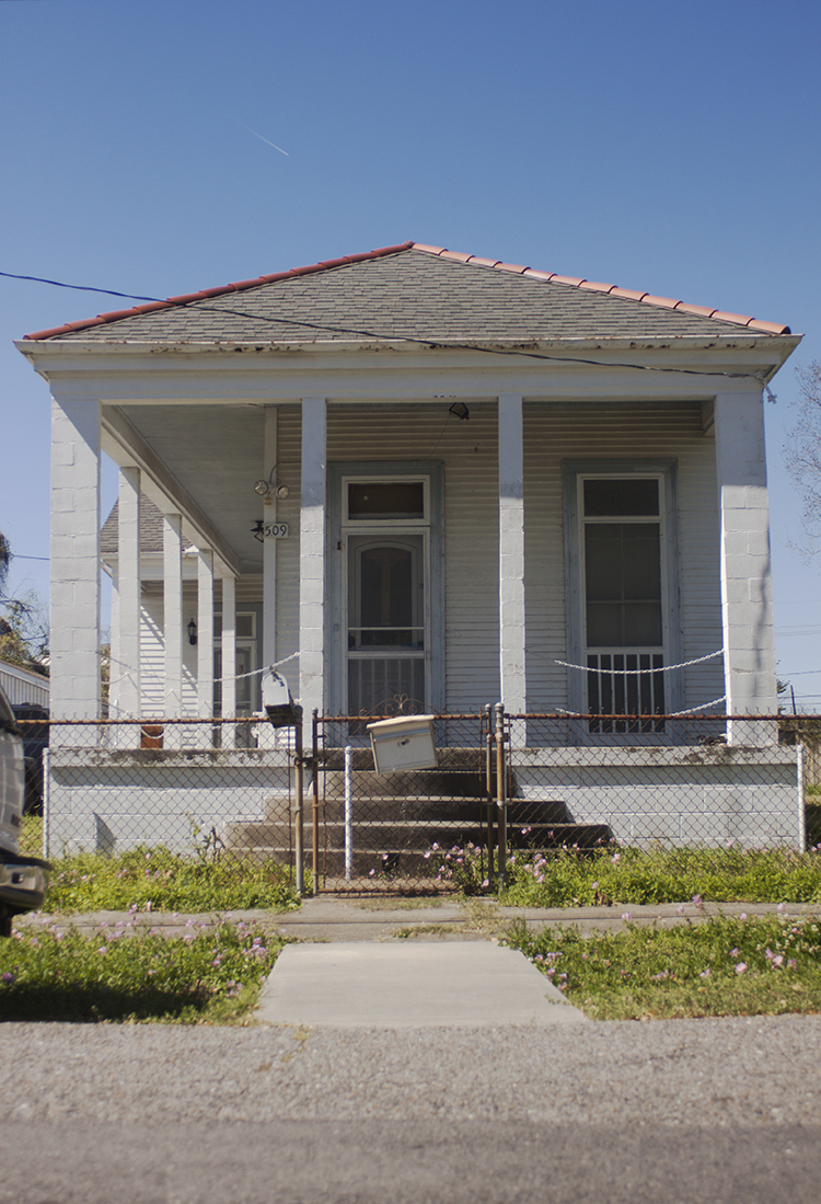 New Orleans Guide: William S Burroughs house beat generation
