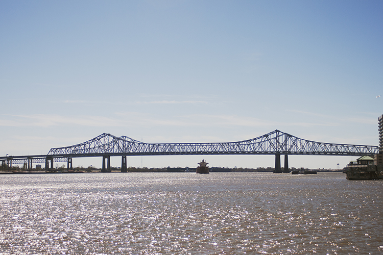 New Orleans Guide: Mississippi River