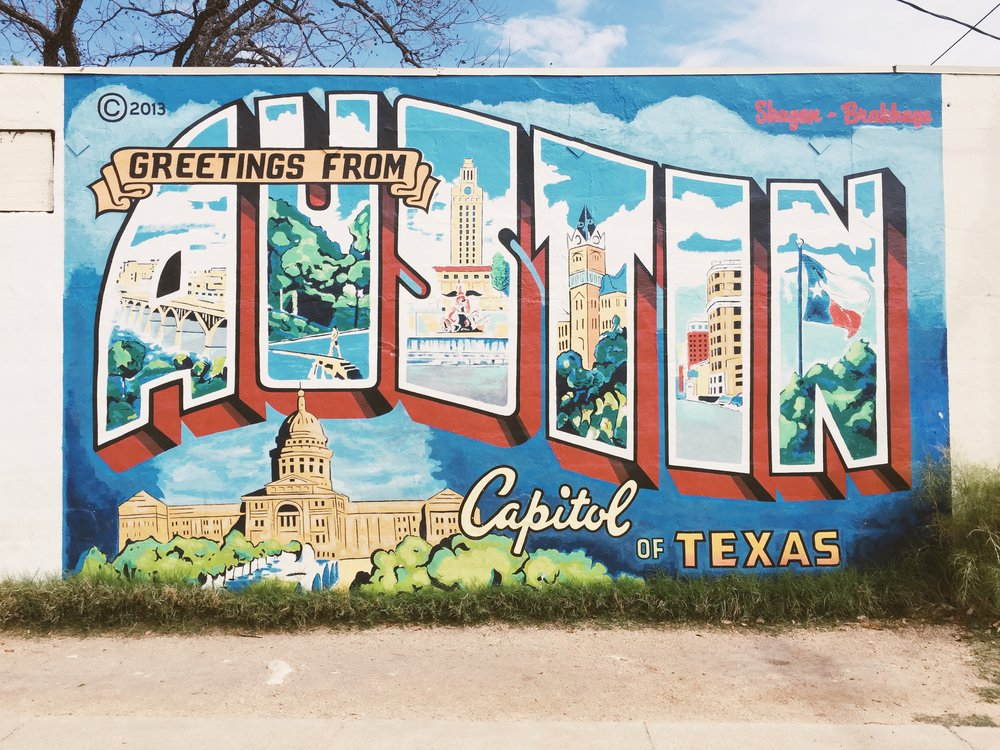 Austin, Texas - I had heard from lots of people that Austin was really cool, but even then it went beyond my expectations. I absolutely loved it there!