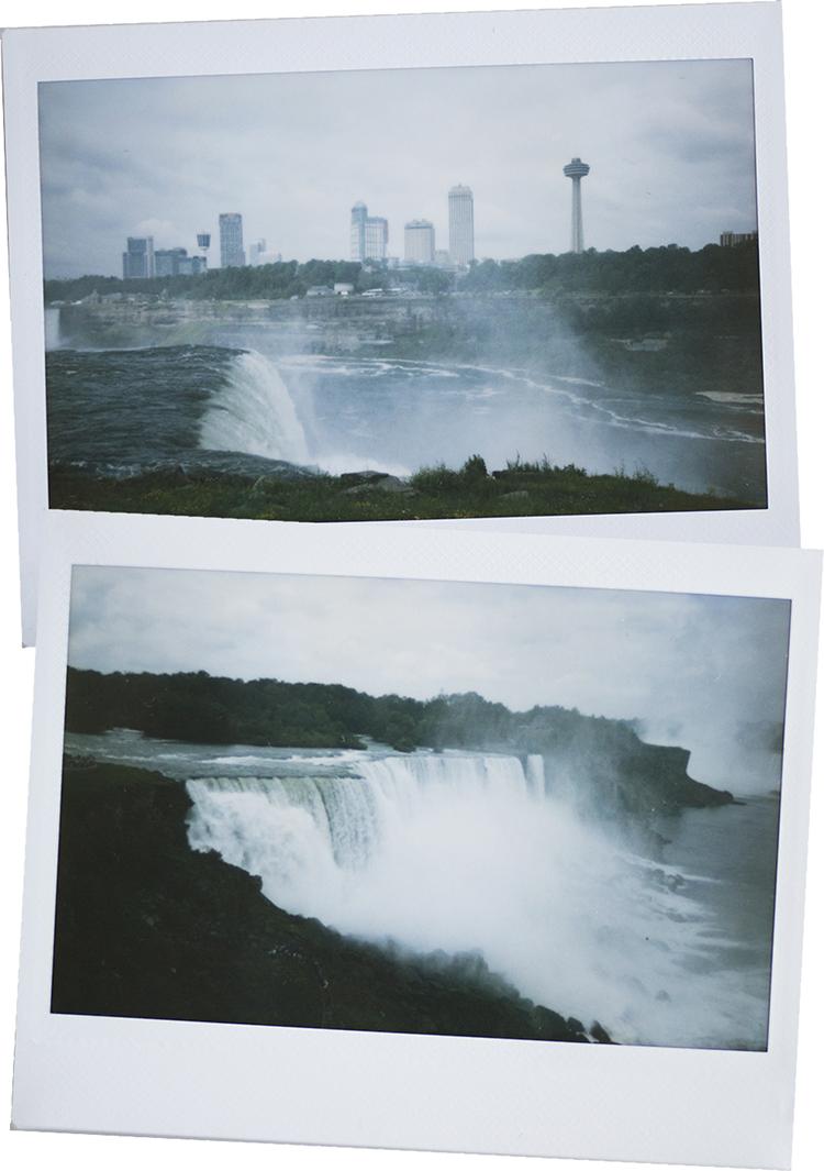 Instax Niagara Falls
