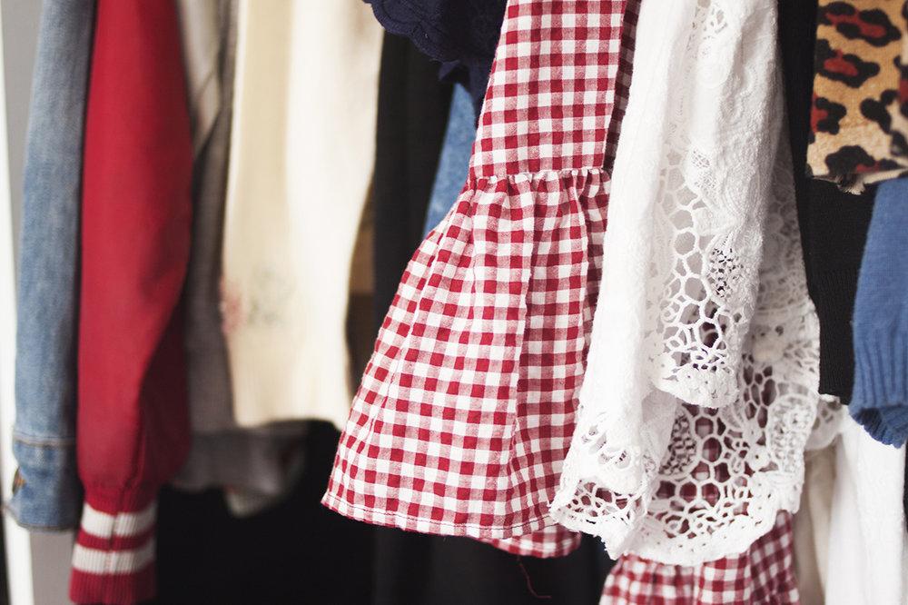 Minimal Wardrobe