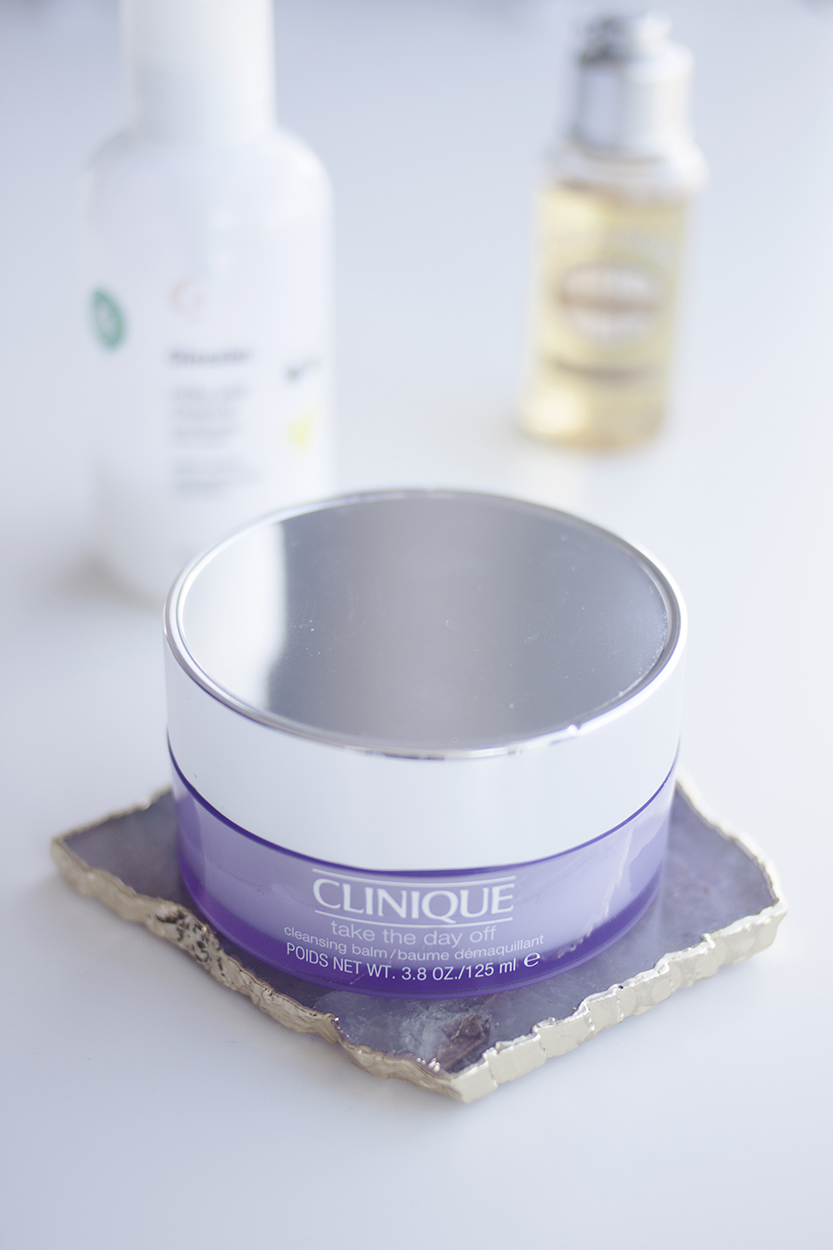 Skincare - The first product that gets a special mention is the Clinique Take The Day Off Cleansing Balm (AU). There are a lot of cleansing balms and oils on the market, and most of the ones I've tried perform at a fairly similar level, so I'm not going to tell you that this blows the rest of them out of the water, because it doesn't. But it does perform just as well as others that I love, so it's definitely in the top tier of cleansing balms for me. I first tried this back in 2015 and hadn't used it again since, but I got my mum into cleansing balms around that time and this has been her favourite that she has continually repurchased since then.When I was coming to the end of the product I was using previously I decided to revisit this because remembered enjoying it, but it seems I'd forgotten just how good it is. It's a very smooth formula that feels luxurious despite the absence of fragrance (which is neither a plus or minus for me as it doesn't bother my skin). It's solid at room temperature so it never leaks out of the packaging, but it spreads easily around the face and doesn't require any extra effort to soften it up. It melts away makeup completely and doesn't leave a residue on my face (FYI I always use a washcloth when I cleanse). Basically, it's just an absolute pleasure and I'm about halfway through it and can't think of anything I'd rather be using.