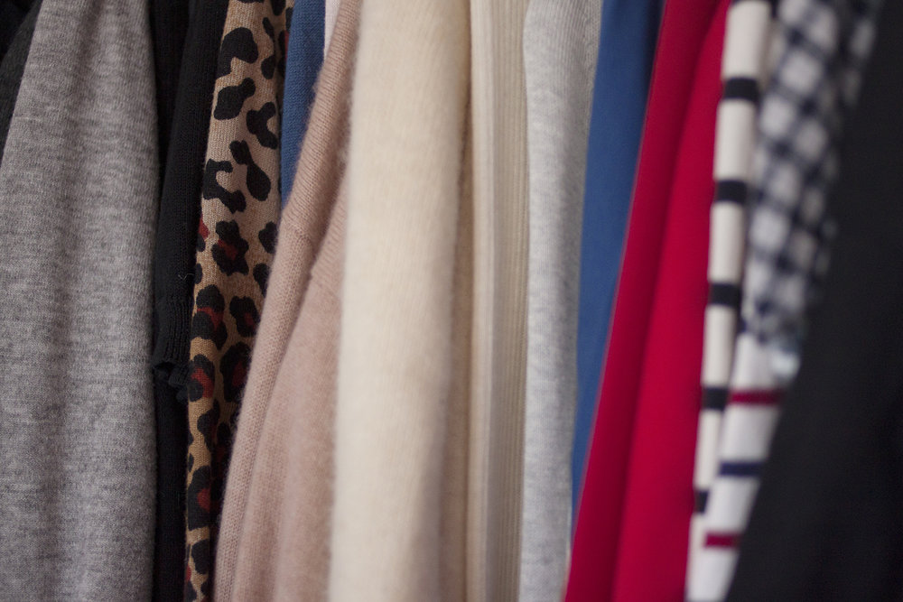 How To Start Curating Your Wardrobe  |  LITTLE HENRY LEE