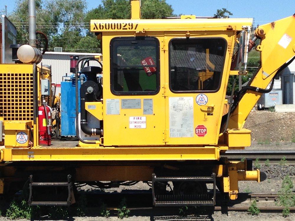 railgrader