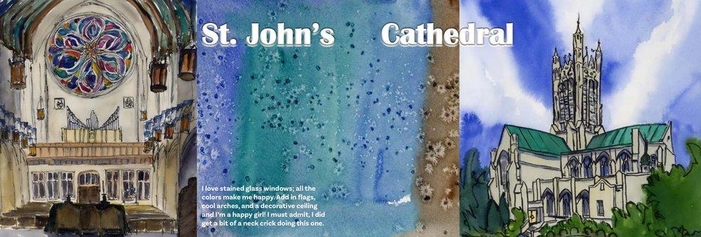 St. John's Spreads