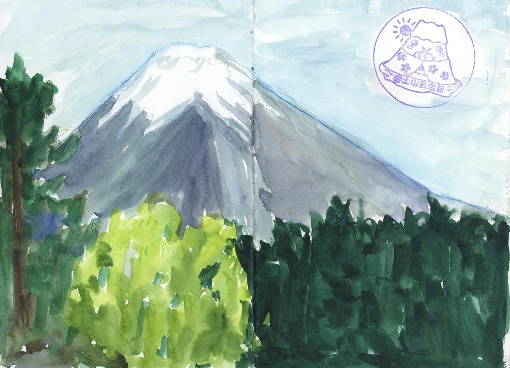 In May, I went to Japan. Visiting Mt. Fuji, Tokyo, Kyoto, Takayama, Kanazawa, and Osaka and I have plans to return!