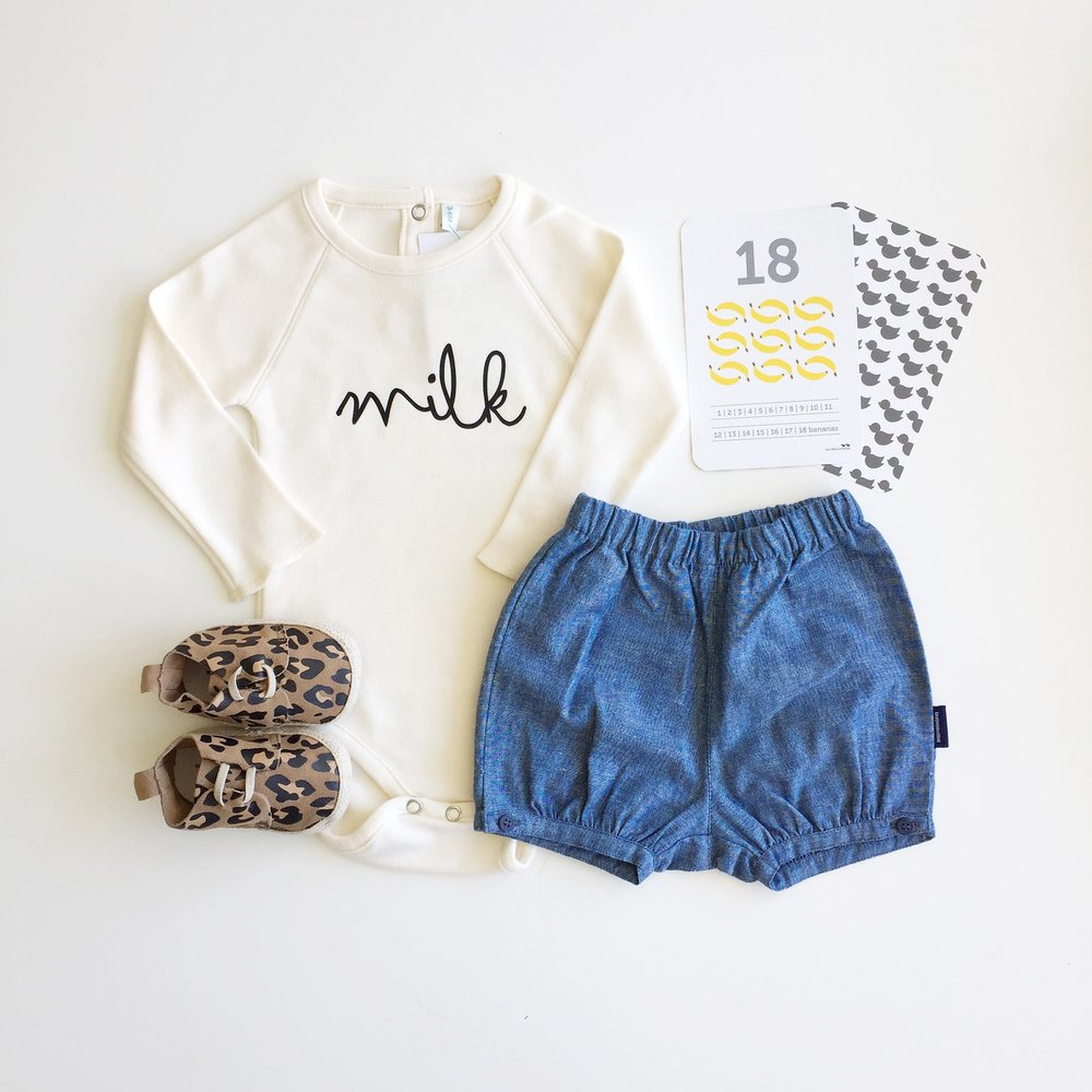 milk onesie and bloomers flatlay.JPG