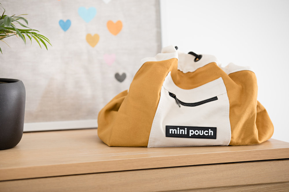 MIni Pouch Colonel Mustard love.jpg