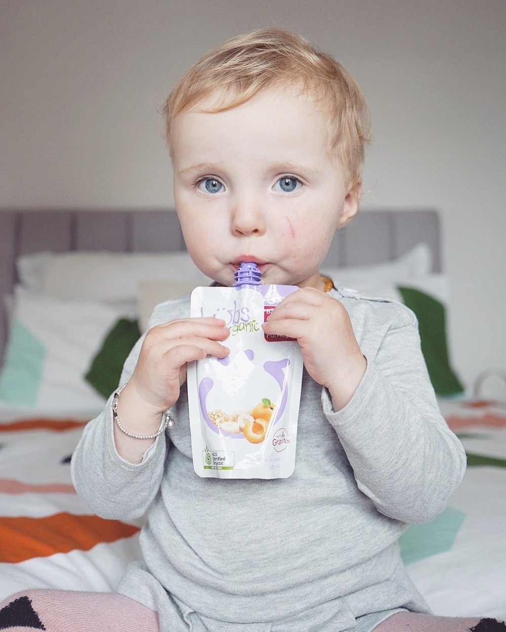 Loved this Bubs Australia campaign and love these pouches. #sponsored