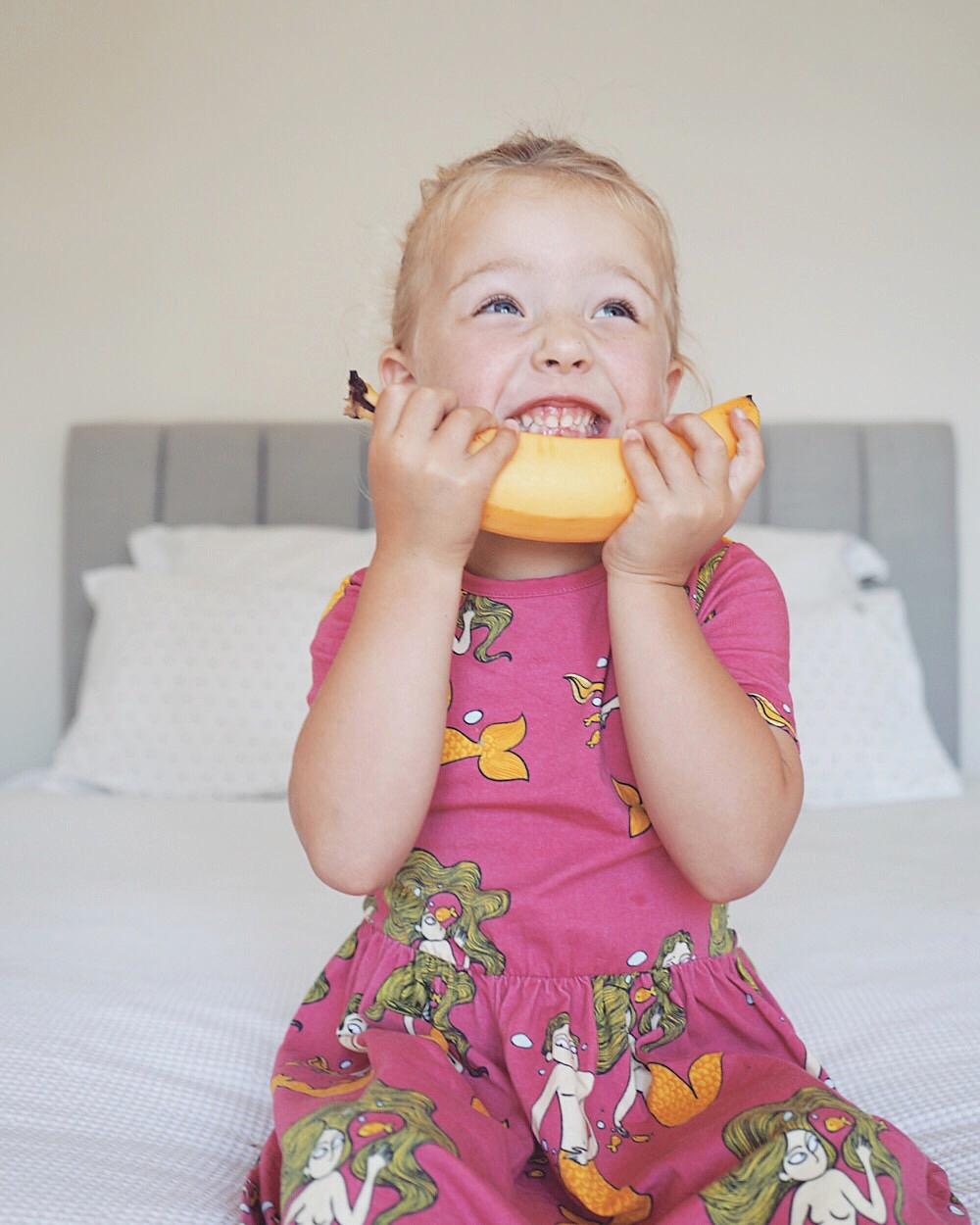 Who doesn't love Banana's. So YES to  Australian Banana's . #sponsored #banananotgifted