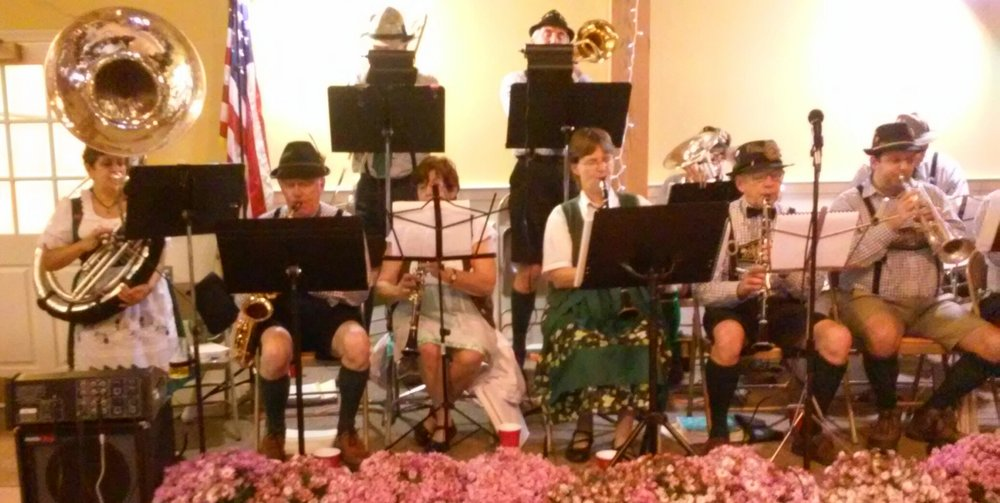 Adding a little oompah to your occasion!  This lively German Oompah band plays the classic Bavarian tunes you expect to hear this time of year!