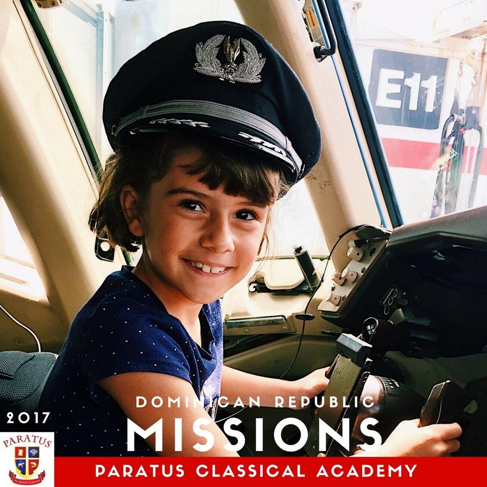 Paratus Missions