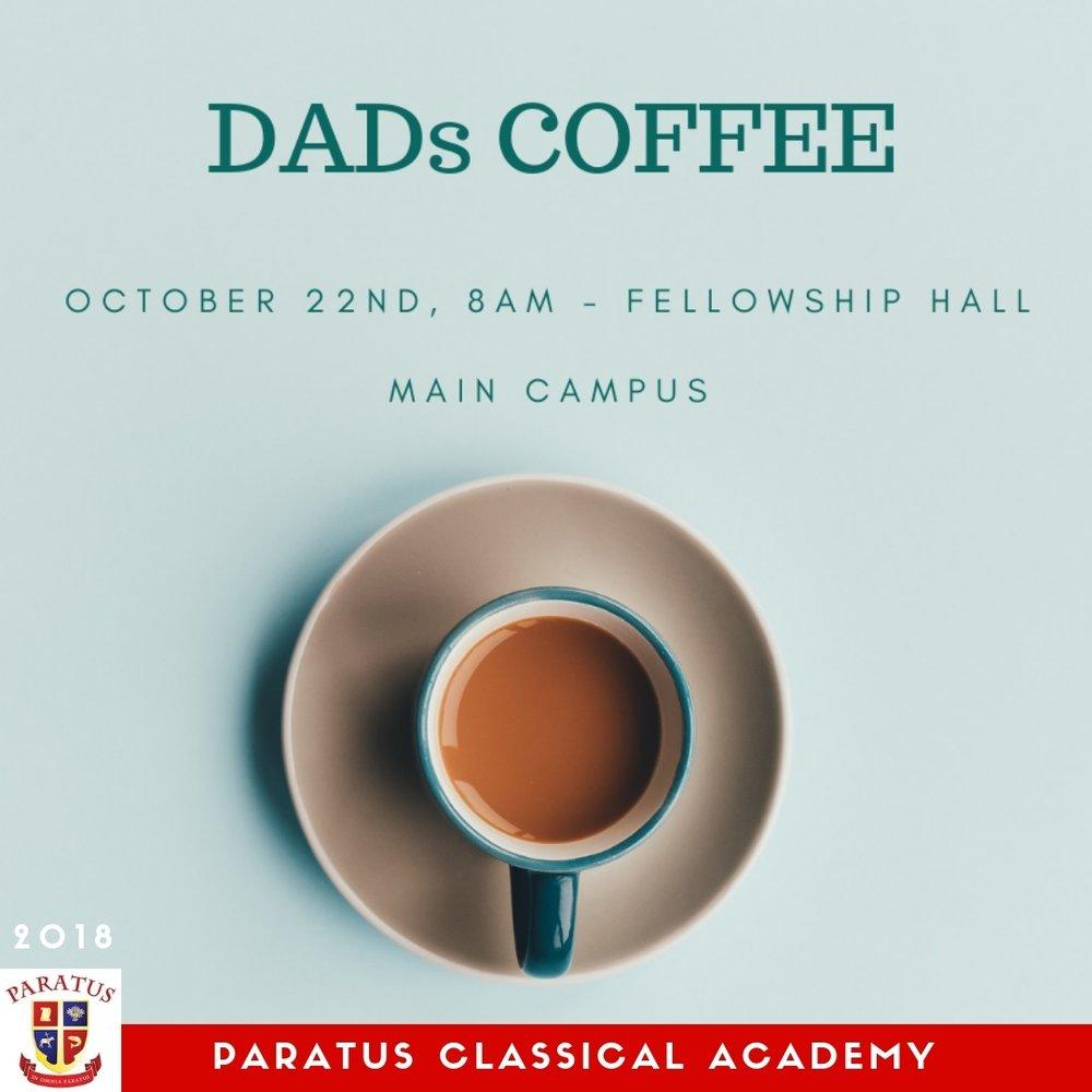 Paratus Dads Coffee