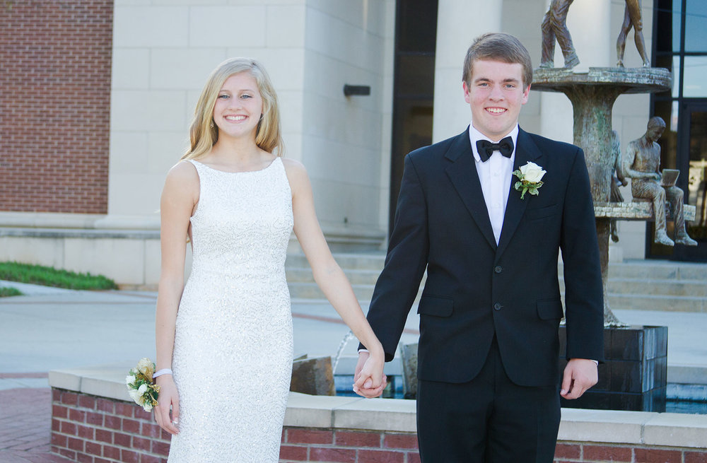 Amie & Sam - Prom | Katie Jaynes Photography — Katie Jaynes Photography