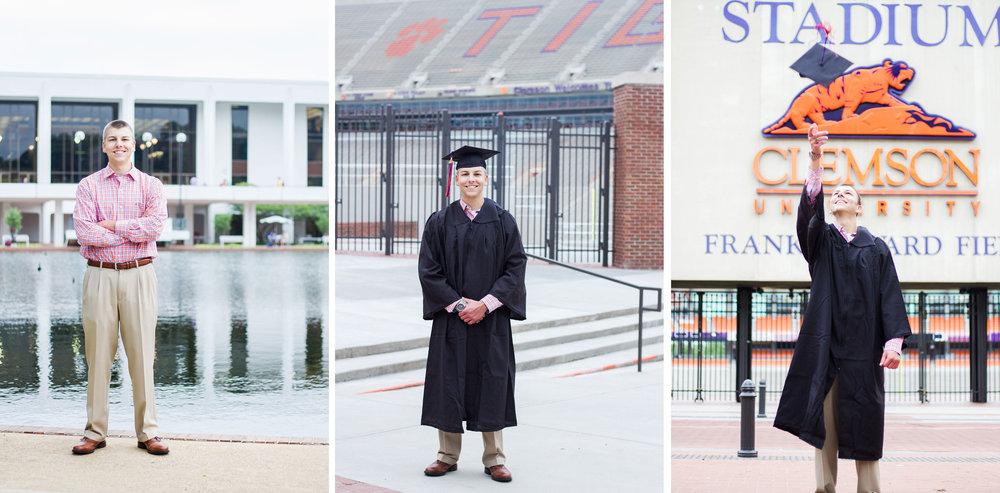 Clemson Graduate