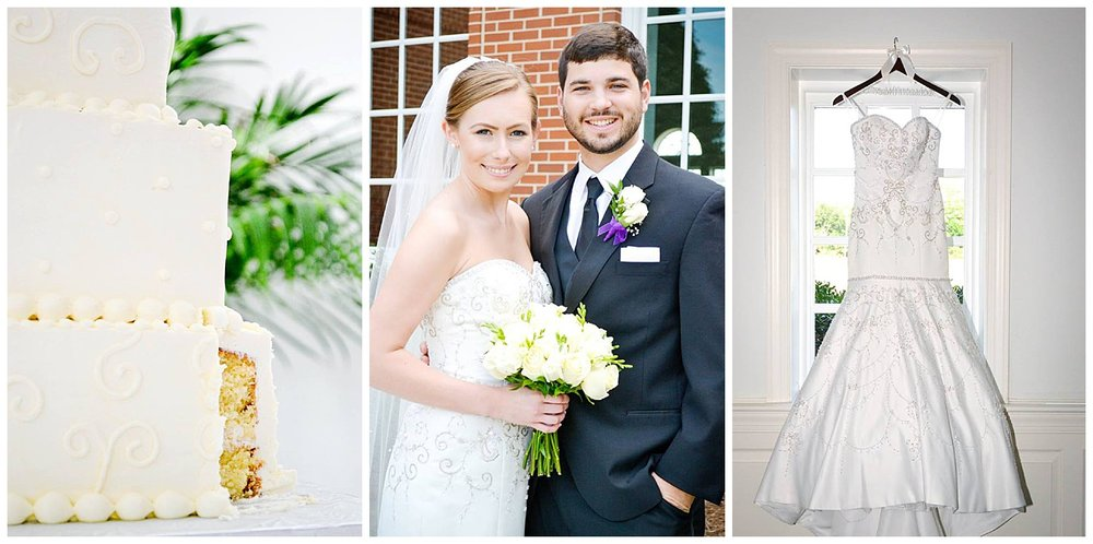 Some of our photos from Amber and Chandler's wedding in 2014