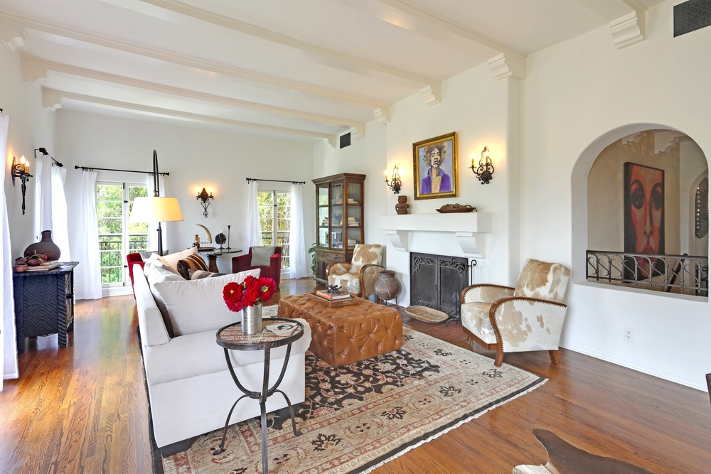 Beachwood Canyon - Spanish Revival