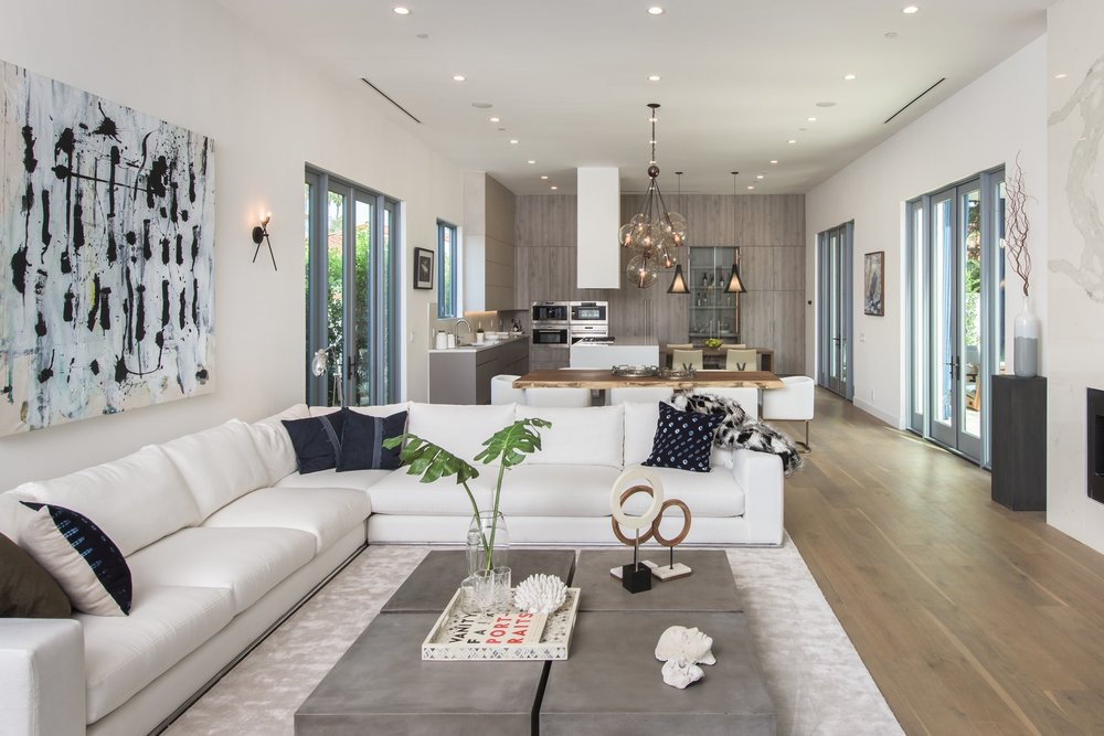 Beverly Hills - Contemporary Spanish
