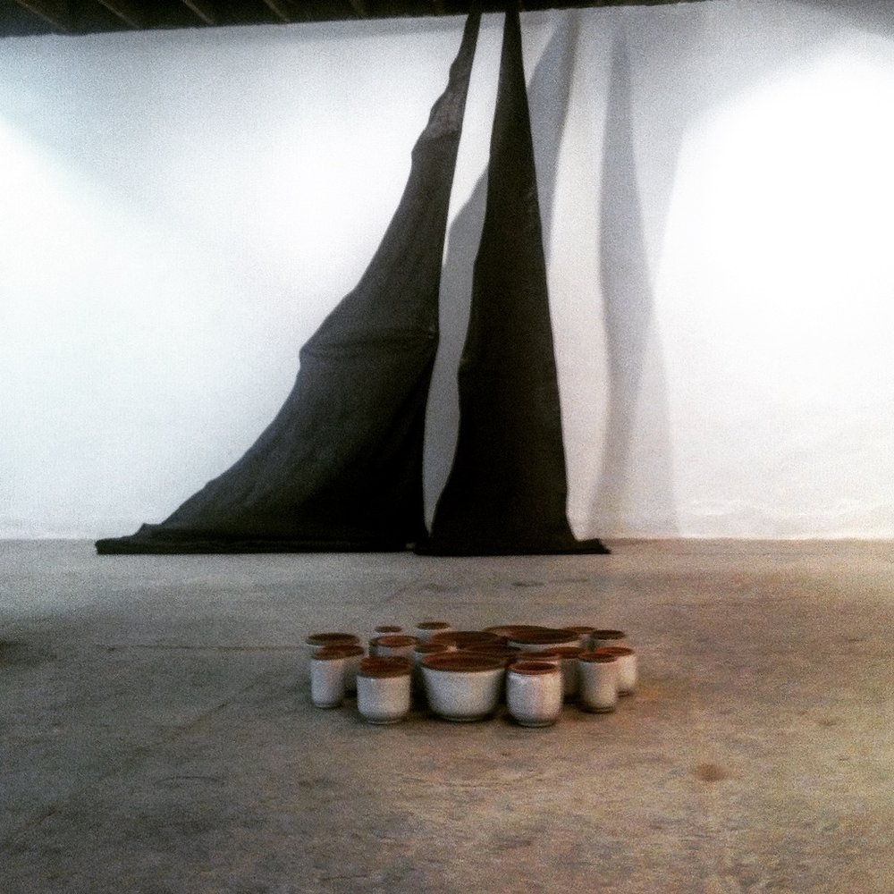 ALYCE SANTORO, Soundings (installation view)