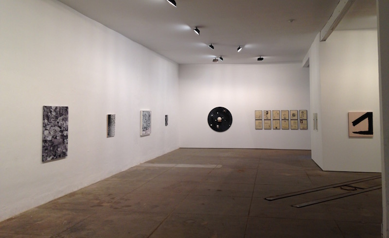 Black and White (installation view)