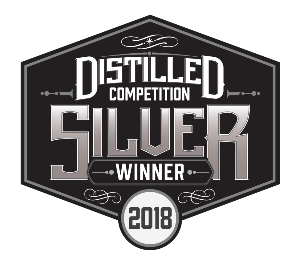 WILD RAG® MESQUITE BEAN VODKA - SILVER MEDAL Award WINNER of San Diego California's 2018 Distilled Spirits Competition!