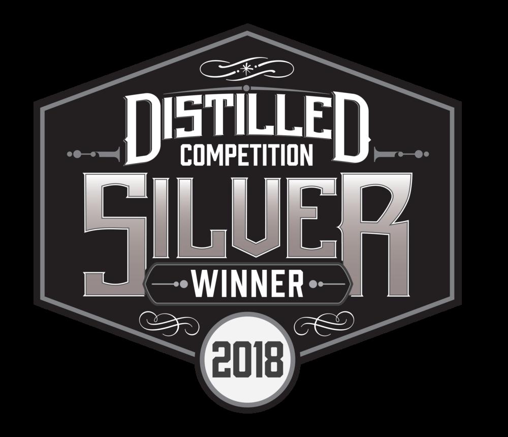 SILVER MEDAL Award WINNER of San Diego California's 2018 Distilled Spirits Competition! - WILD RAG® MESQUITE BEAN VODKA -The Distiller's Specialty Premium Vodka is the only Mesquite Bean Vodka in the World!