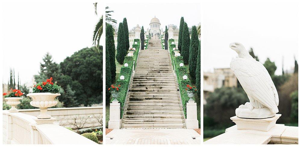 Bahai Gardens, Haifa Israel