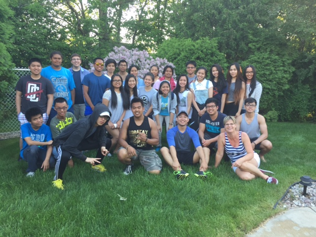 2016 Grade 12 Grads - End of Year Party @ Ms. Loganberg's House!