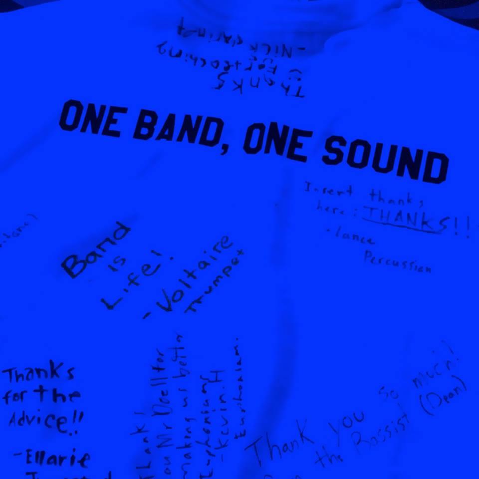 Grade 10 Urban Band Retreat 2015. #bandislife #onebandonesound