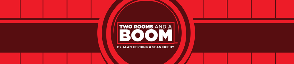 Rooms And A Boom Pre Order