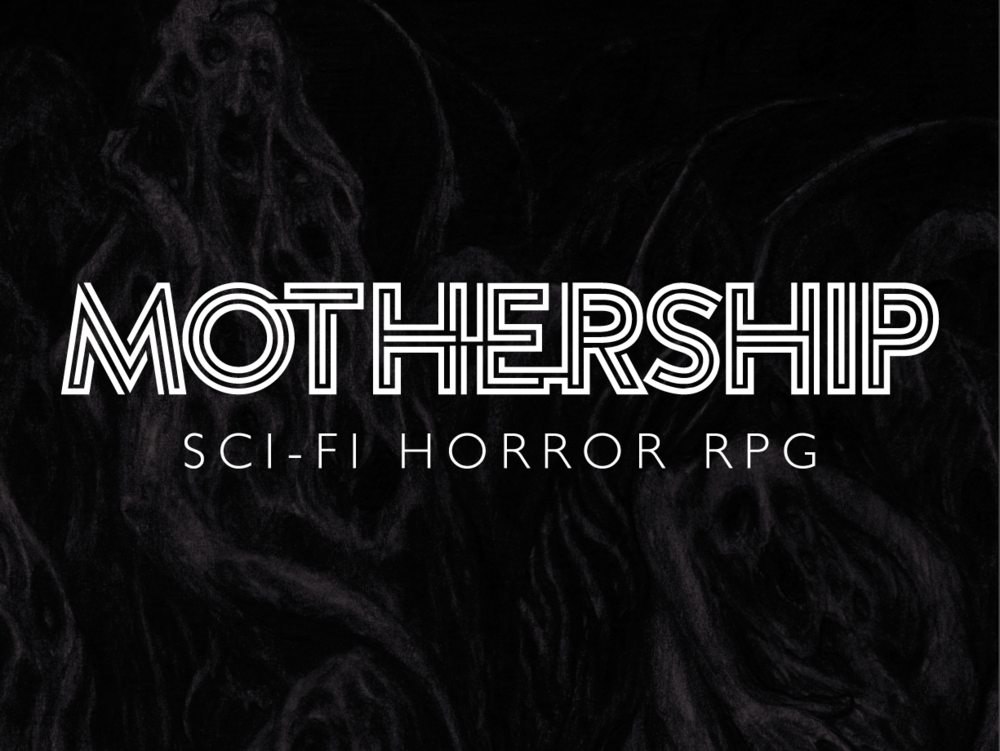 Our deadly sci-fi horror RPG.  Out now.